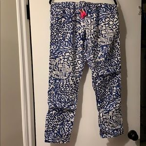Lilly Pulitzer Homeslice Aden Pants